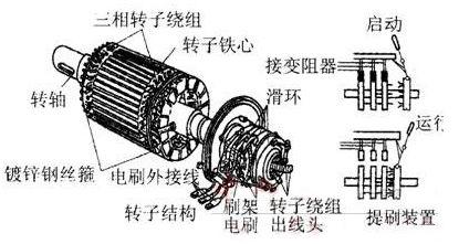 4相5v电机接法电路图